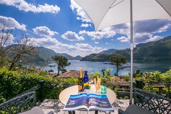 Morcote Magic View - dream vacation