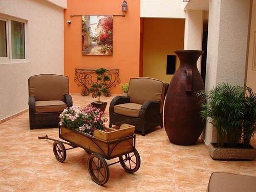 Alcazar Hotel Guadalajara - dream vacation