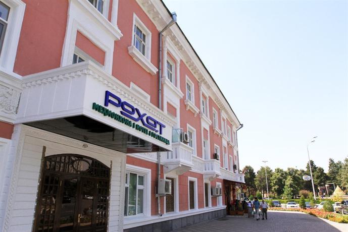 Rohat Hotel Dushanbe