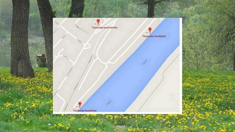 Tiszavirag Apartmanhaz - dream vacation
