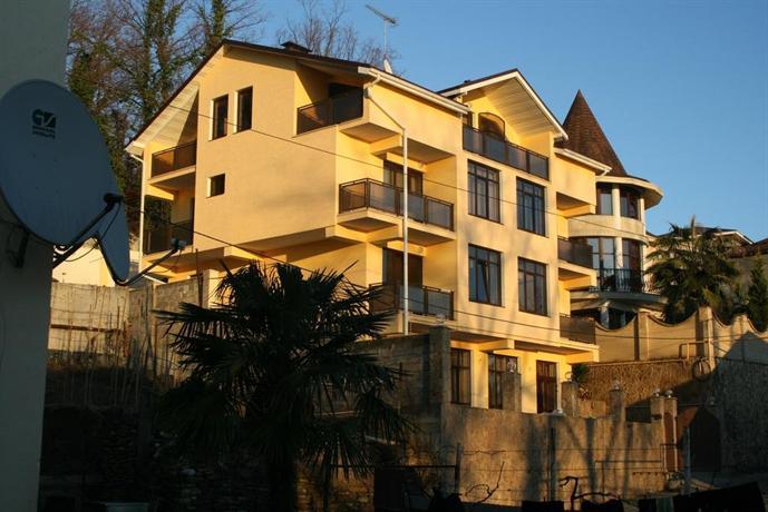 Guest House Nika Khosta