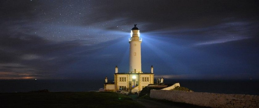 Corsewall Lighthouse Hotel - dream vacation
