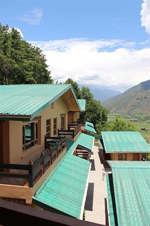 Bhutan Mandala Resort - dream vacation