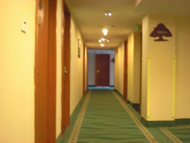 GreenTree Inn Yancheng Dafeng Hotel