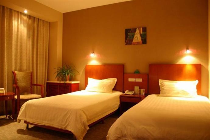 GreenTree Inn Gansu Lanzhou Zhongchuan Airport Commerce Street Express Hotel Images