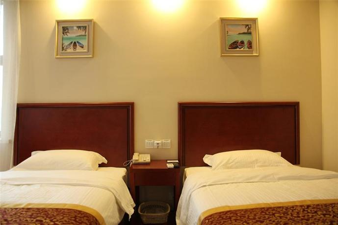 GreenTree Inn HeBei CangZhou Qing County JingFu S Street Express Hotel - dream vacation