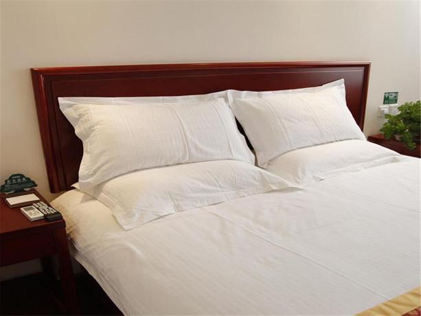 GreenTree Inn Hebei Tangshan Leting East Maoyuan Street Third Middle School Business Hotel - dream vacation