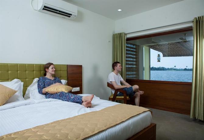 Kadavil Lakeshore Resort - dream vacation