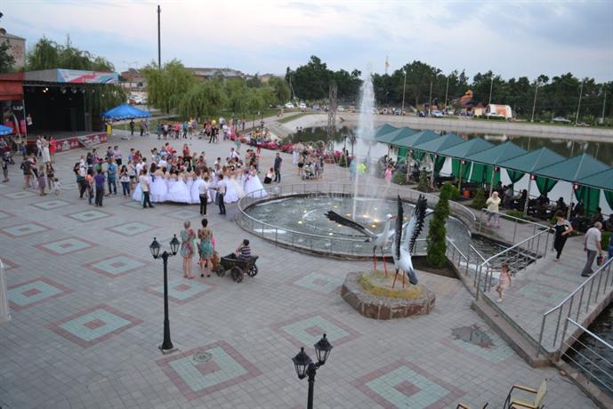 Park Hotel Uyut - dream vacation