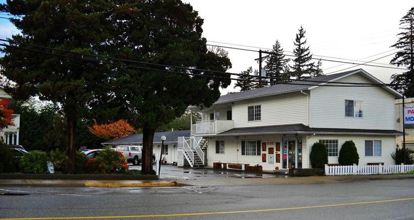 Park Motel Hope Images