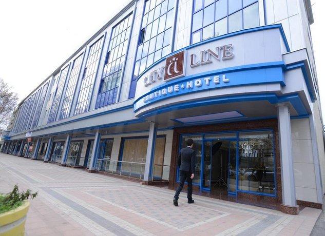 City Line Boutique Hotel