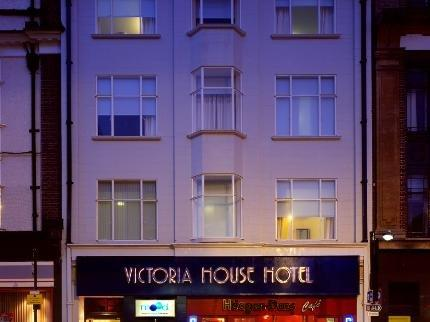 Victoria House Hotel Oxford - dream vacation