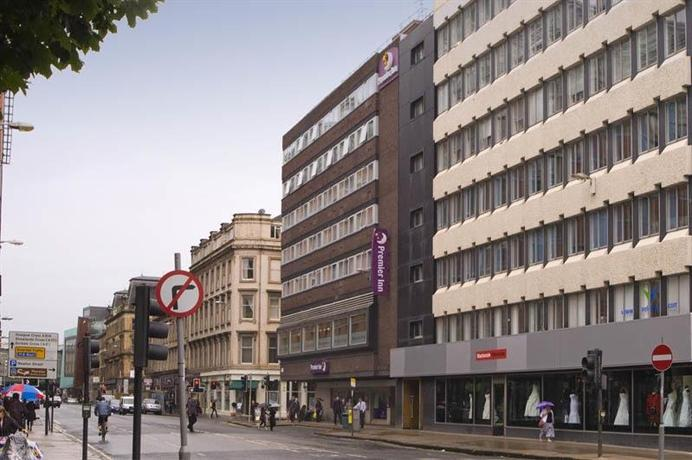 Premier Inn Glasgow City Centre Argyle Street - dream vacation