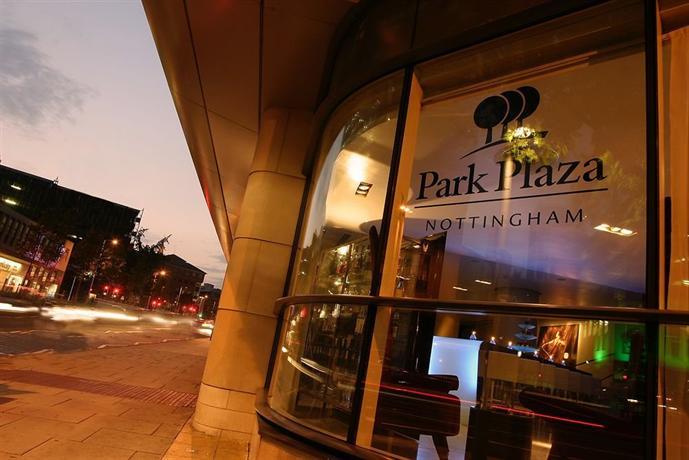 Park Plaza Nottingham - dream vacation