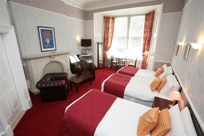 Ambassador Hotel Glasgow - dream vacation