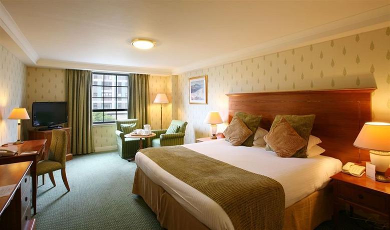 Hallmark Hotel Glasgow - dream vacation