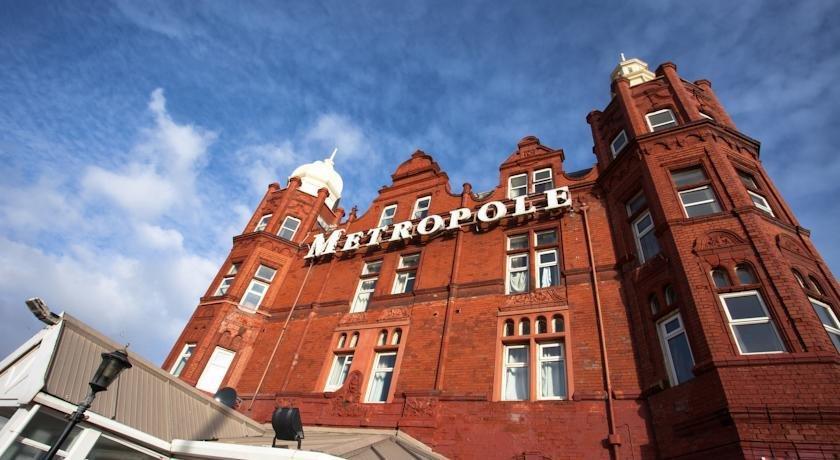 Grand Metropole Hotel Blackpool - dream vacation