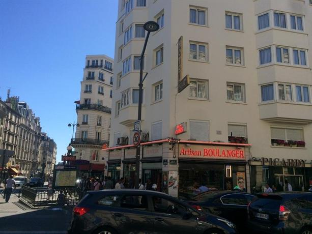 Hotel Picardy Gare Du Nord