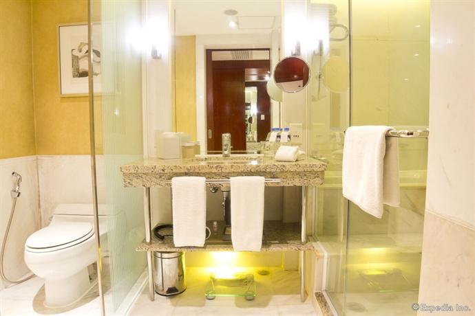 New World Manila Bay Hotel - dream vacation