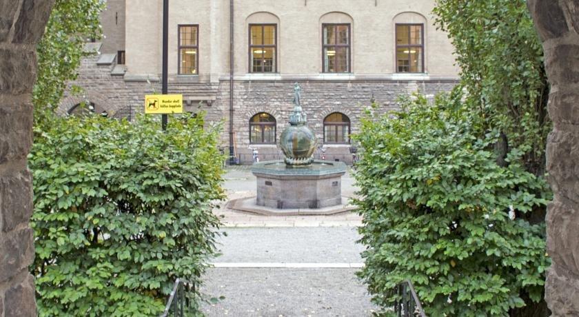 porriga kvinnor connect hotel city kungsholmen
