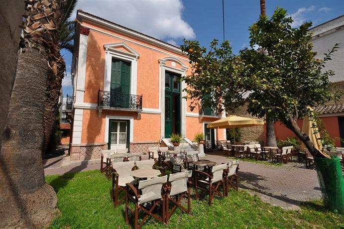 Nafsimedon Hotel Nafplion - dream vacation