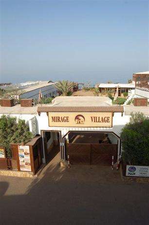 Mirage Village Hotel Dahab - dream vacation