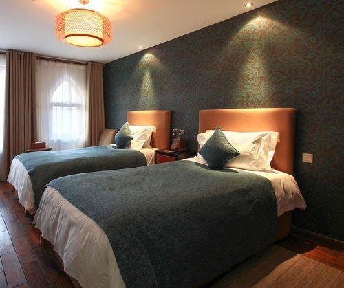 Red Wall Garden Hotel - dream vacation