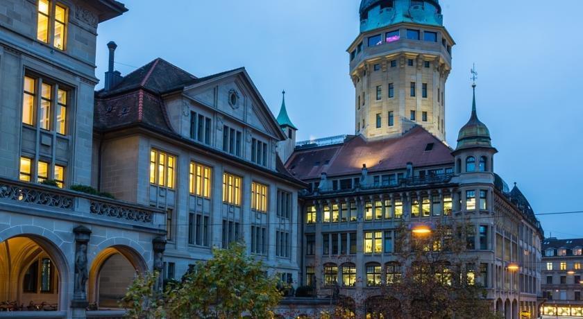 Townhouse Boutique Hotel Zurich - dream vacation