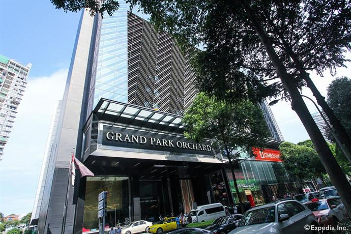 Grand park orchard singapore compare deals for Orchard park