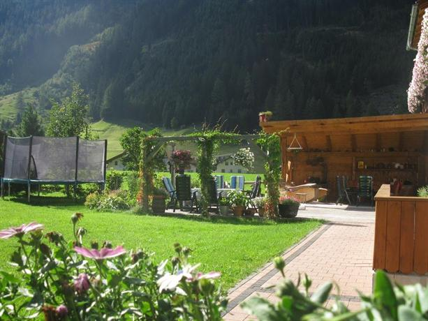 Haus Renate Apartments Kaunertal - dream vacation