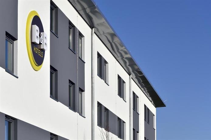 B&B Hotel Nurnberg City - dream vacation
