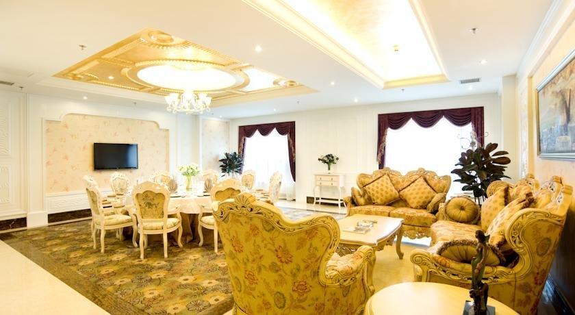 Ramada Plaza Chongqing West Hotel - dream vacation