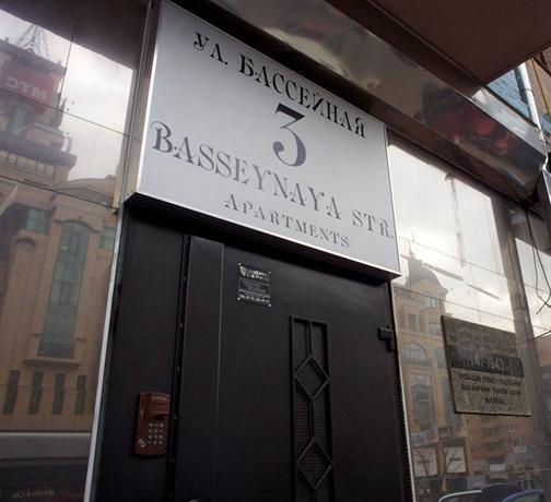 Апарт-отель Basseynaya