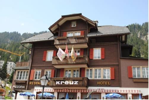 Hotel Kreuz Adelboden - dream vacation