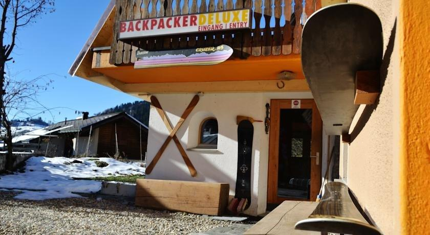 Backpacker Deluxe Hotel Capricorn Laax - dream vacation