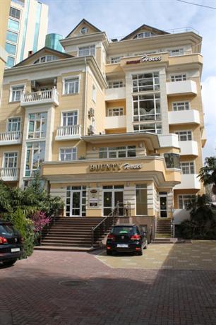 Bounty Hotel Sochi - dream vacation