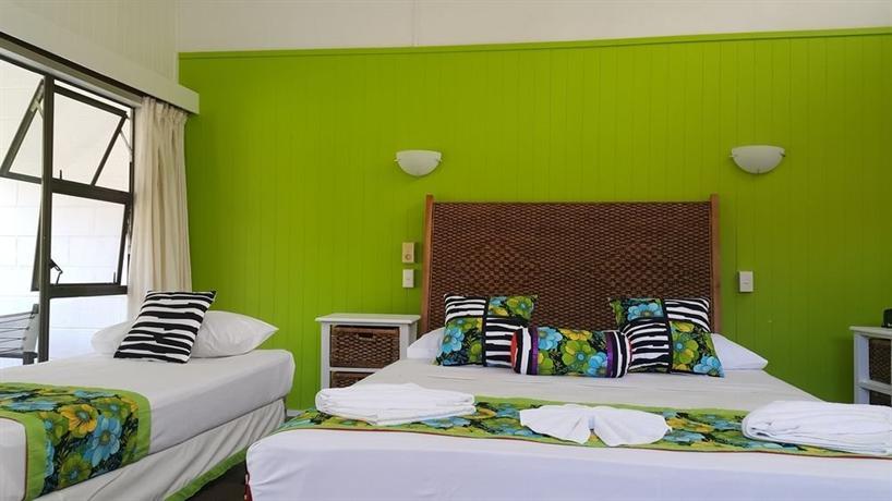 Puaikura Reef Lodges - dream vacation