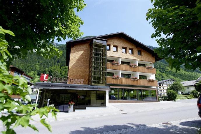 Hotel Garni Tannleger