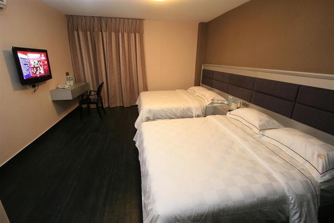 Euro Rich Hotel Johor Bahru - dream vacation