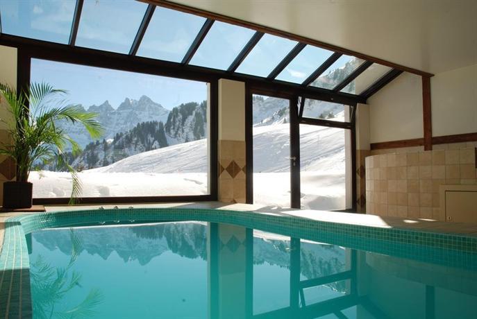 Mountain Lodge Les Crosets - dream vacation