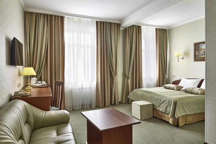 Slavyanka Hotel Moscow - dream vacation