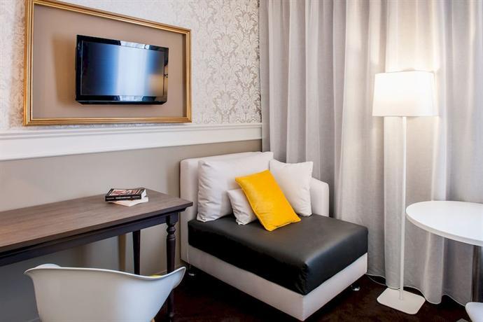 Hotel Chapelle et Parc - dream vacation