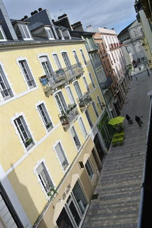 Hotel Bosquet Pau Centre - dream vacation
