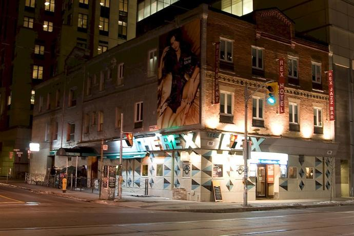 the rex hotel jazz  u0026 blues bar  toronto