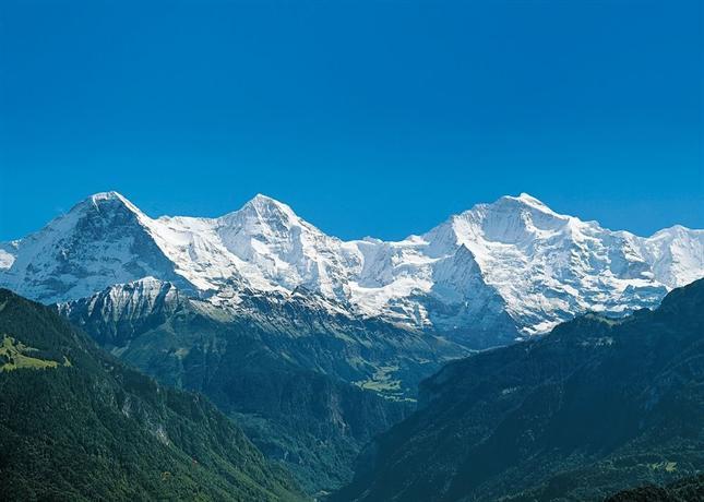 Jungfrau Hotel - dream vacation