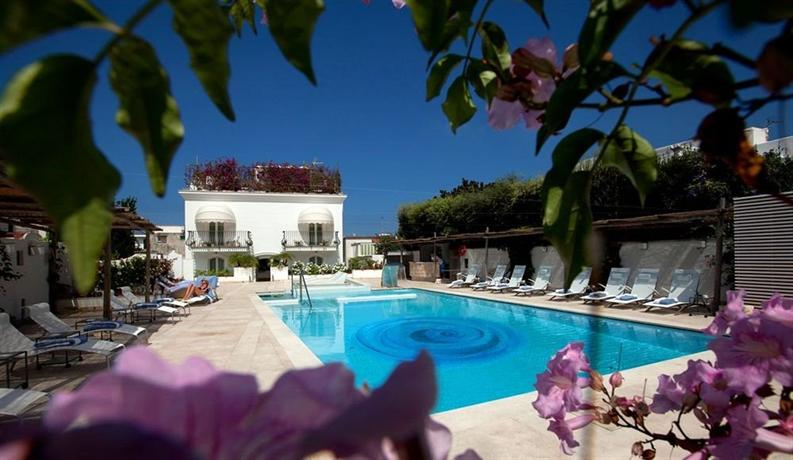 Blu Capri Relais - dream vacation