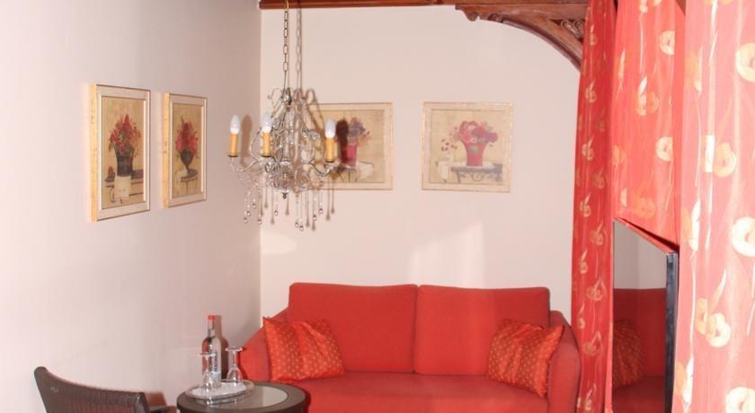 Romantik im Hotel Villa Roehl - dream vacation