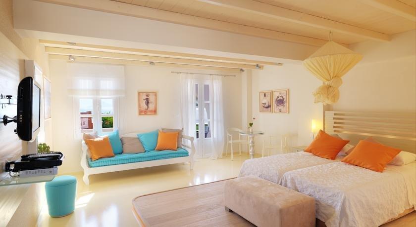 Iria Beach Art Hotel Agia Anna Naxos - dream vacation