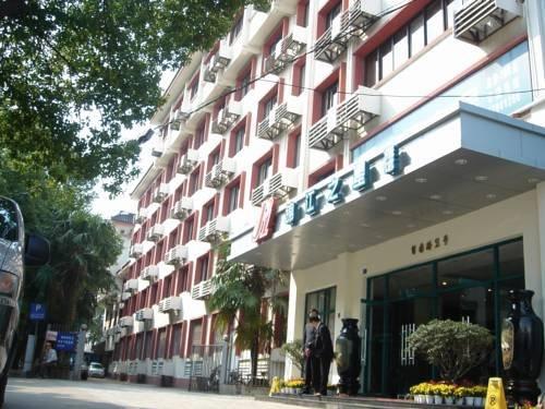 Jinjiang Inn Suzhou Liuyuan - dream vacation