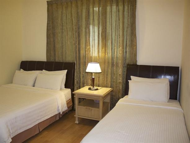 1 Borneo Tower B Service Apartments - dream vacation